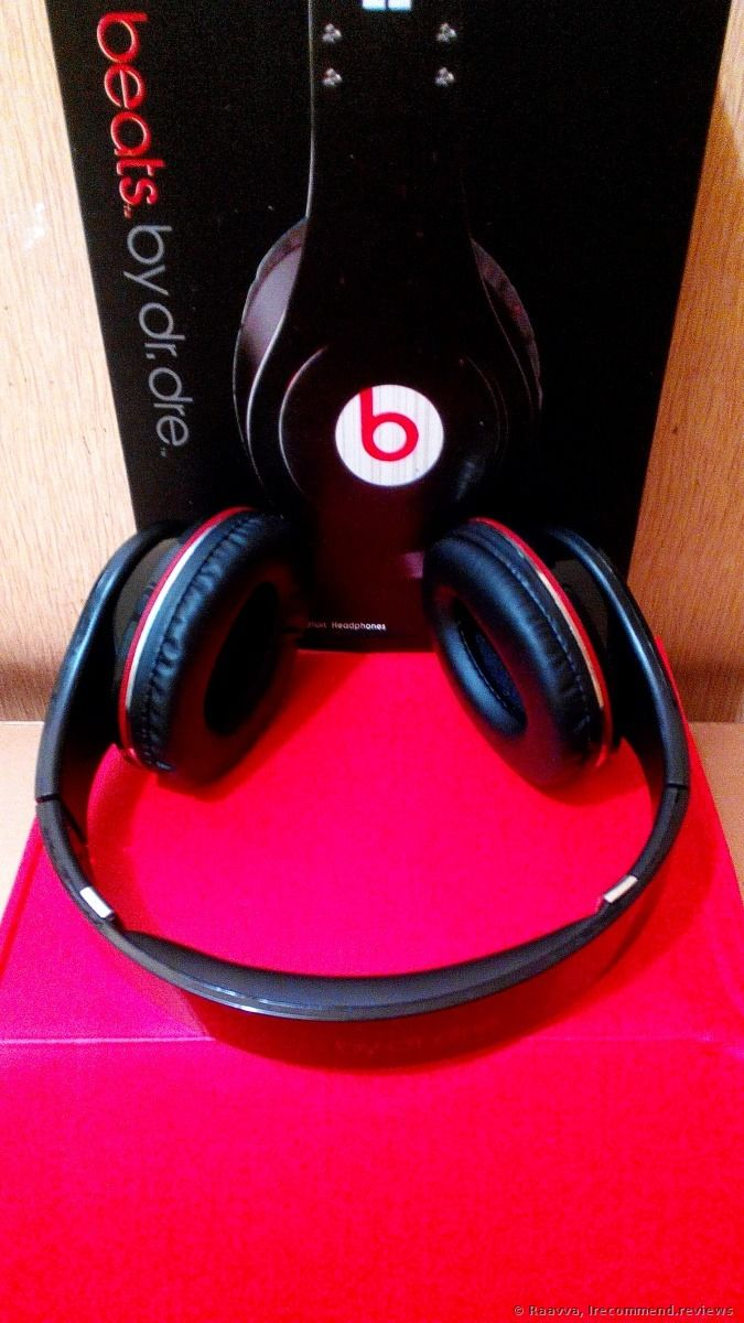Monster Beats Studio Headphones by Dr. Dre - «Freaking awesome sounds!»  | Consumer reviews