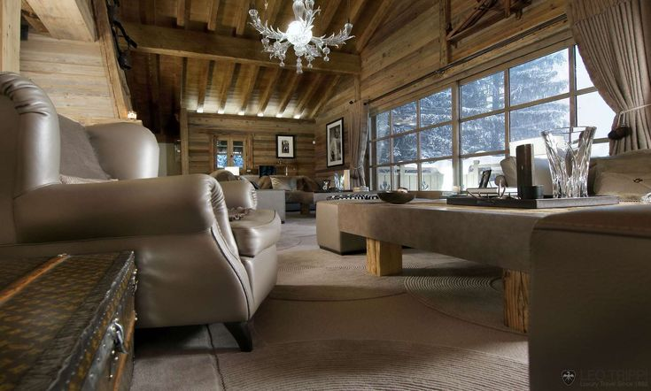 Ultra luxurious, fairytale chalet for family and friends