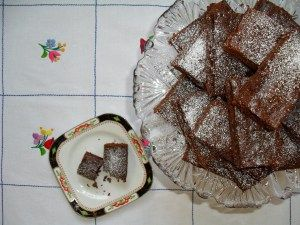 Brownies, Chocolate brownies and Chocolate on Pinterest
