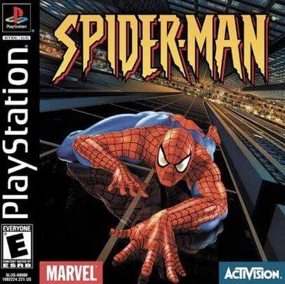 Spiderman 1 [Inglés] [PSX] [NTSC] en un enlace