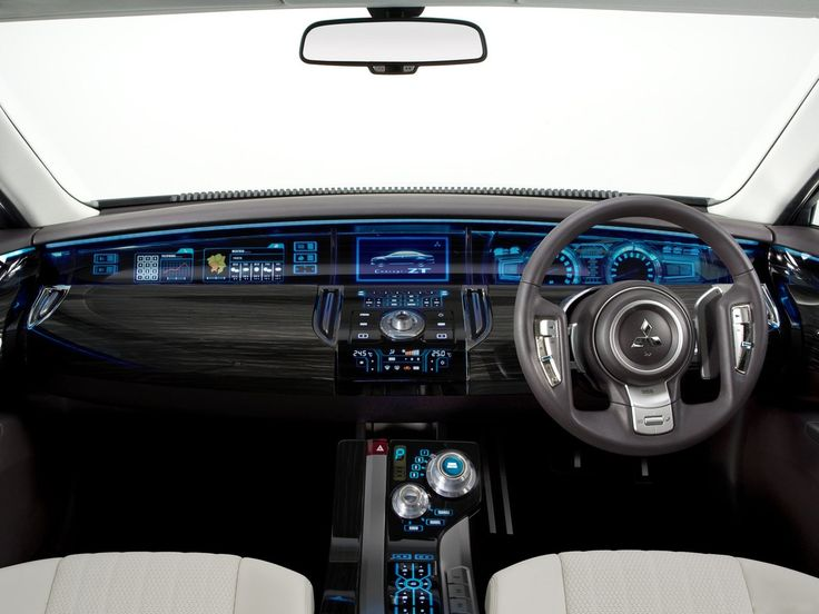 car interior 56 hd desktop wallpaper widescreen high definition mobile 2007 mitsubishi zt concept - 2015 Mitsubishi Montero Interior