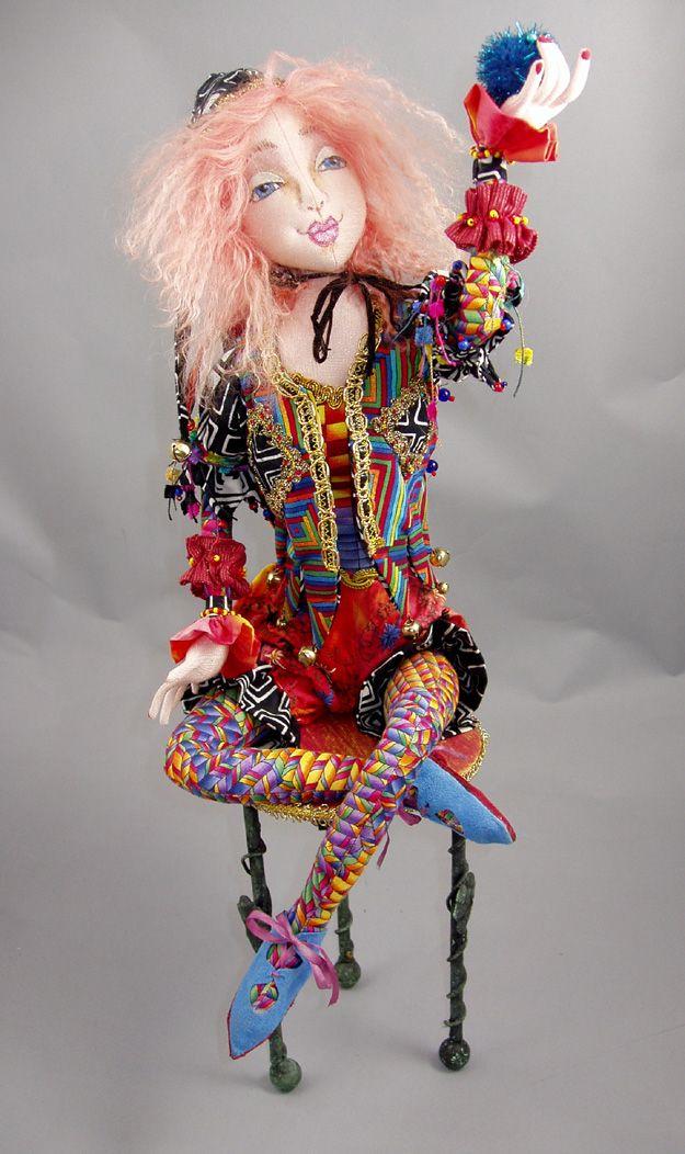 Jessee Jingles Doll Street Dreamers Online Doll Classes