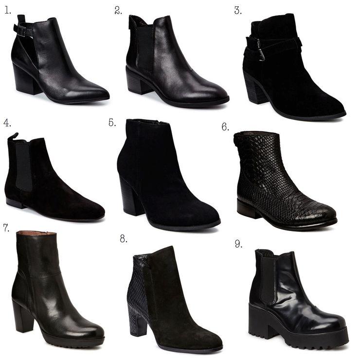 Leder du efter billige sorte støvler? På Modetendenser kan du finde forskellige pæne modeller, du ikke kan undvære! Klik ind og læs med her!