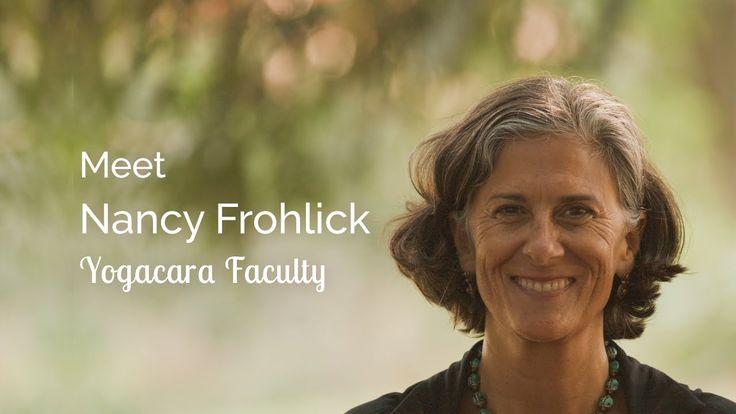 Yogacara GLOBAL   Meet Nancy Frohlick