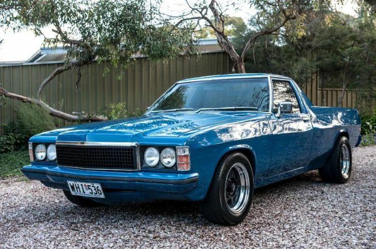 1978 Holden HZ Ute 308 V8