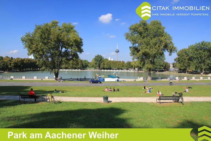 Köln-Neustadt Süd-Park am Aachener Weiher