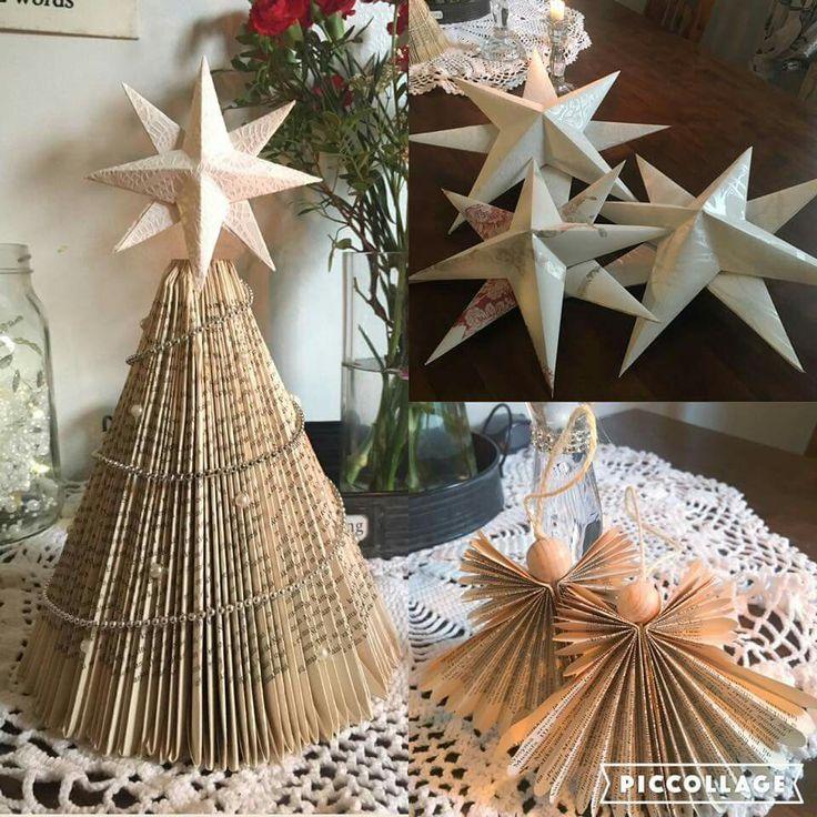 Joulu askartelu koriste kuusi enkeli tähti