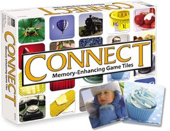 Connect game for seniors-- should try and find this for my residents