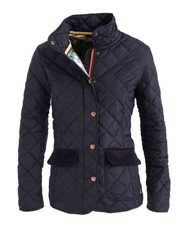 Joules Moredale Quilted Jacket. Got this yesterday in green...love of my life ha