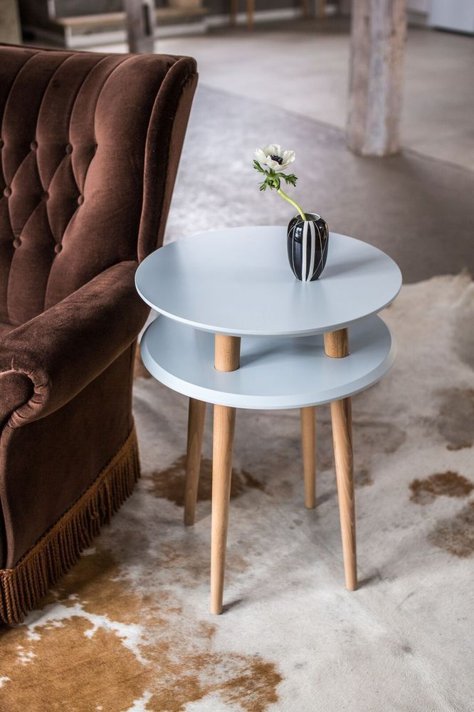 Coffee table UFO modern functional perfect fit design living room Ragaba high #Ragaba #Modern