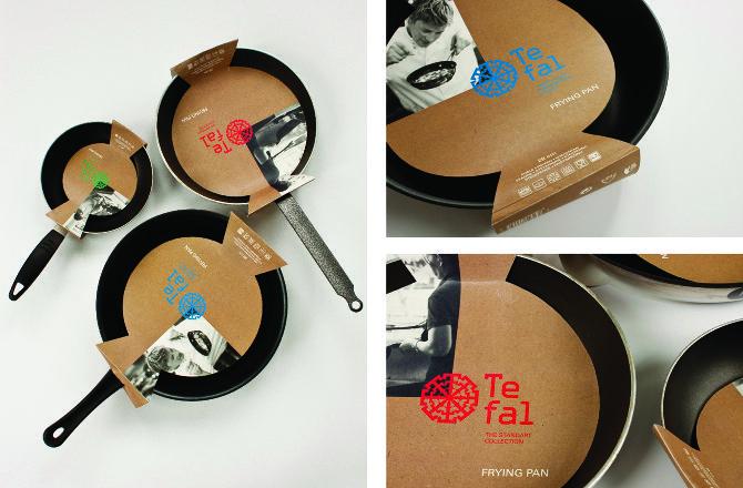 Packaging - Tefal - Emilie Linsaa