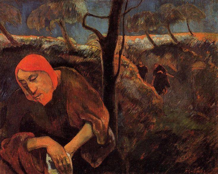 Les 82 meilleures images propos de gauguin sur pinterest for Au jardin des oliviers barr