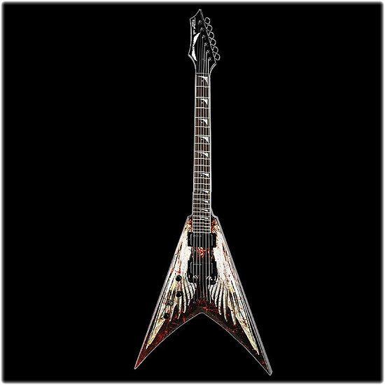 DEAN GUITARS VMNT AOD LEFTY - Guitare Electrique Gaucher Dave Mustaine