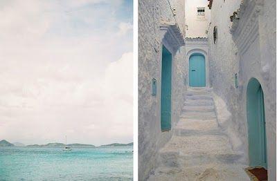 Beaches or streets, Greece still has rich views.