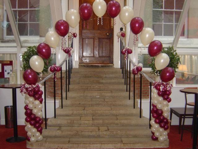 Wedding Balloon Ideas Balloons Parties Arches Decorcolumns