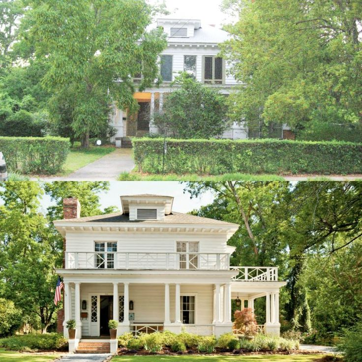 Best 25 Exterior Renovation Before And After Ideas On Pinterest Exterior Remodel Home