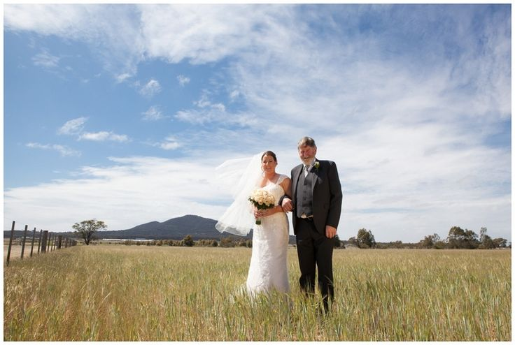 Jodi & Blaise with the You Yangs in the background - between Geelong and Melbourne.