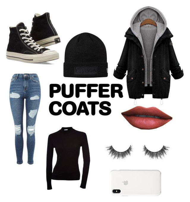 """""""Untitled #20"""" by jasmimosa on Polyvore featuring Topshop and Converse"""