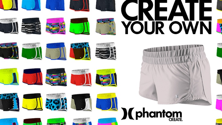 Awesome, Stretchy Board Shorts! DIY createyourown