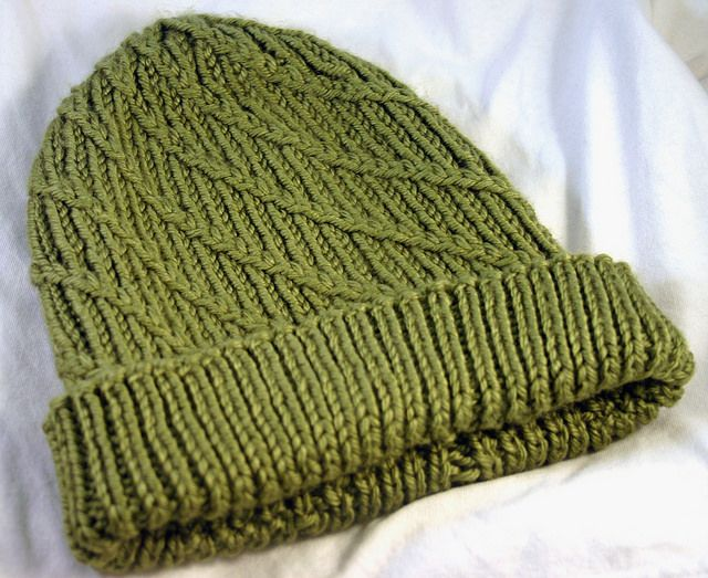 Crochet Hat Pattern Spiral Rib : 96 Best images about Knitting Ideas on Pinterest Free ...