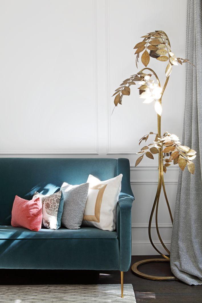 17 mejores ideas sobre lámparas doradas en pinterest ...