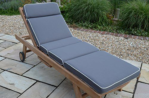 Luxury-Garden-Sun-Lounger-Cushion-with-Premium-Filling-and-Fabric-Cushion-Only-Dove-Grey