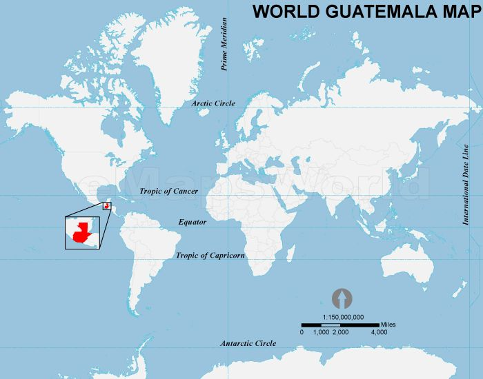 Show Me Guatemala On A World Map Google Search Guatemala - Show me world map