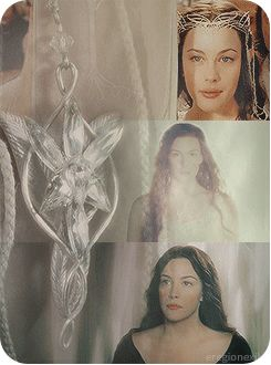 Arwen, daughter of Elrond and Evenstar of her people #TheLordOfTheRings #Arwen