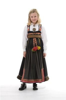 Aust-Telemark Beltestakk DNH jente