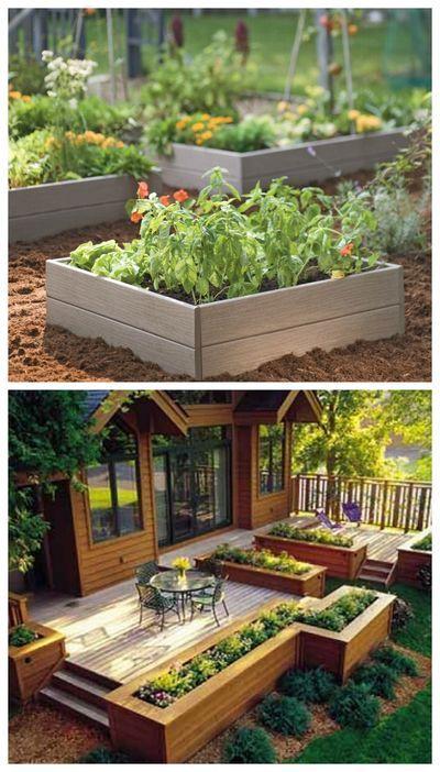 203 best 1 garden bed ideas images on pinterest