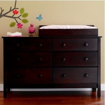 images about Large Ticket Nursery Essentials on Pinterest     Pinterest Changing table choices