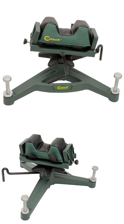 Benches and Rests 177887: Caldwell The Rock Deluxe Shooting Rest 383774 BUY IT NOW ONLY: $89.36