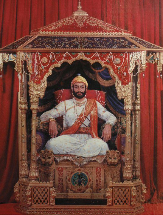 Shri Chatrapati Shivaji Maharaj Original Photo from Moscow Museum