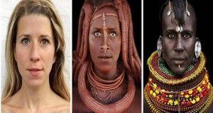 Δημοσιογράφος μεταμορφώθηκε σε Αφρικανές γυναίκες -Προκάλεσε σάλο στο διαδίκτυο (φωτό)