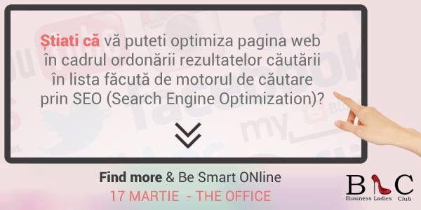 Știați că...? (https://goo.gl/JQyaH2)  Vino la evenimentul din 17 Martie și vei afla mai multe despre motorul de căutare SEO.  Înscrierile continuă: http://goo.gl/Hy1ipG  #BeSMARTONline