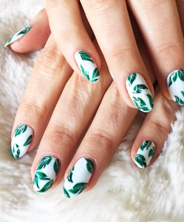 These nail designs are as easy as they are adorable