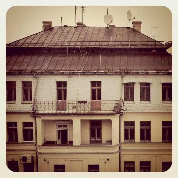 In Riga.