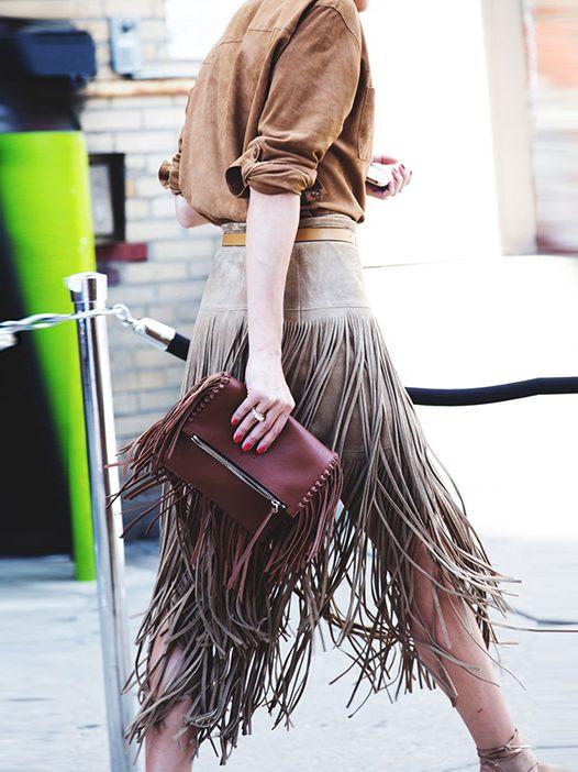 Shop Brown Tassel Straight Skirt online. SheIn offers Brown Tassel Straight Skirt & more to fit your fashionable needs.