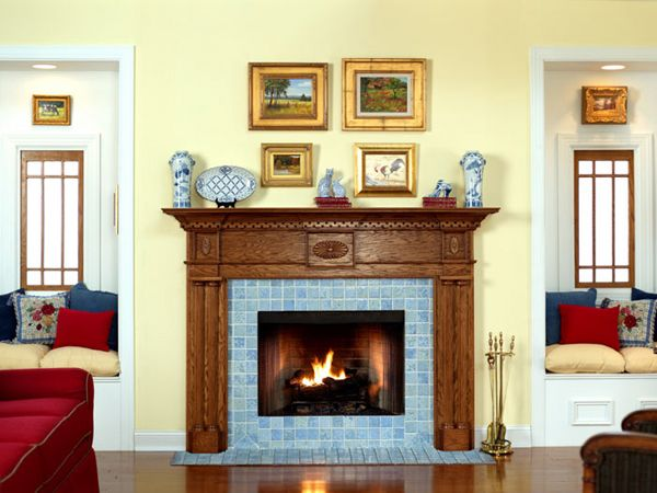 12 best House - fireplace images on Pinterest | Fire places, Corner ...