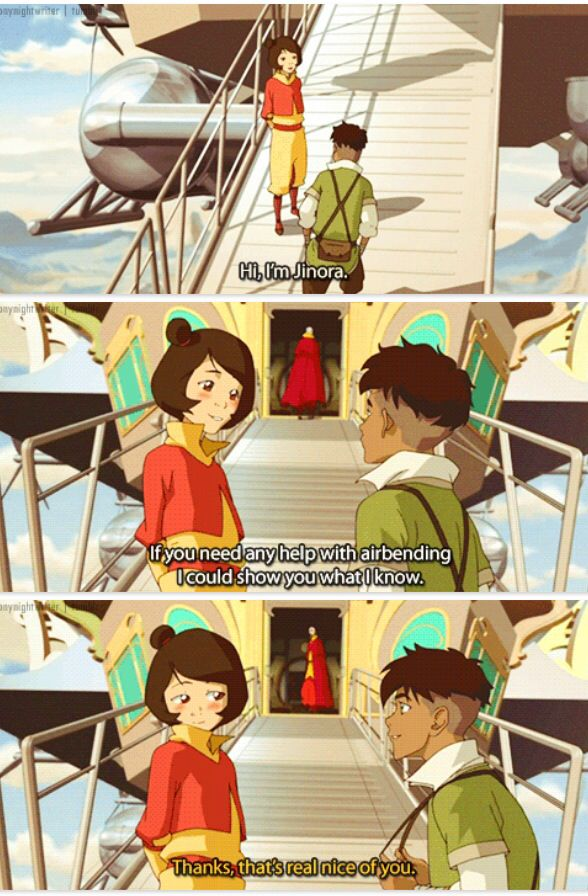 Legend Of Korra Jinora And Kai The Shipping Is Real  The Legend Of Korra  Avatar The Last -5320