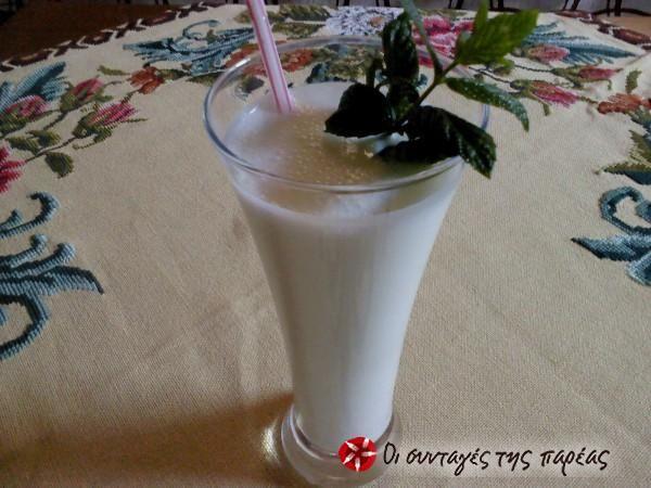 Λάσι (Ινδικό ποτό με γιαούρτι) #sintagespareas