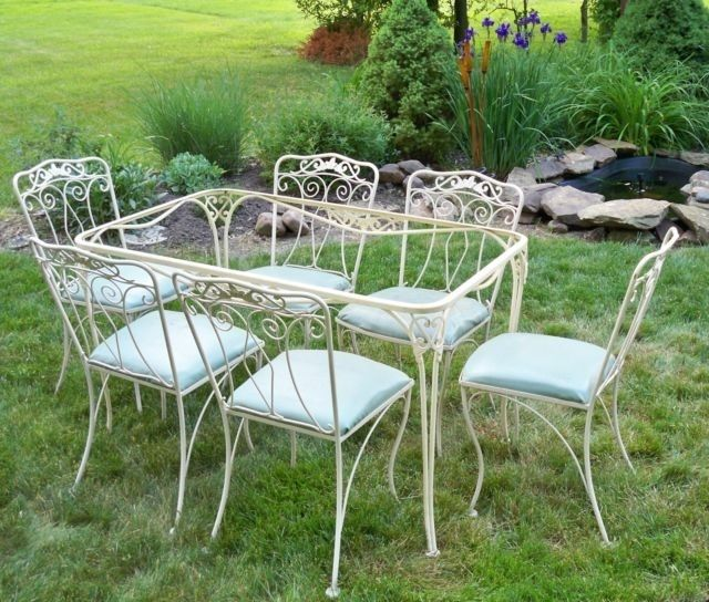 Garden Furniture Vintage 43 best 50's patio furniture images on pinterest | vintage patio