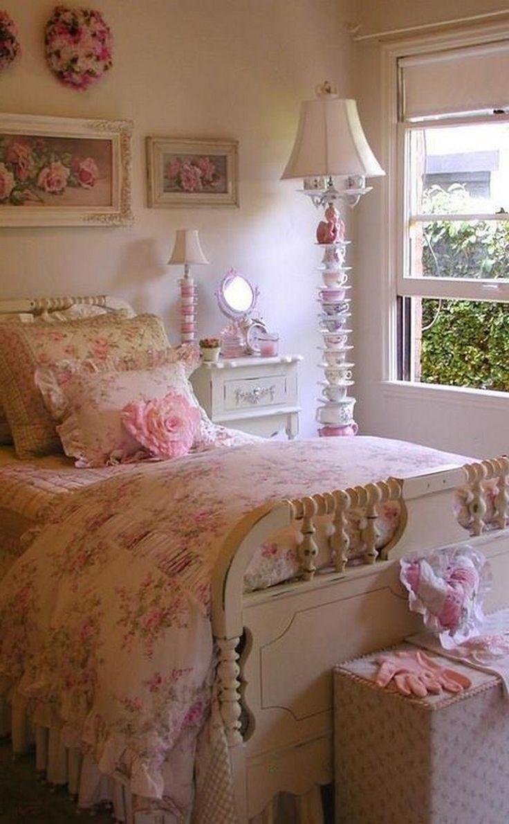 20 Calm Shabby Chic Schlafzimmer Deko Ideen Sweet Lamps Shabby