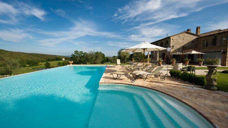 Hotel Relais Tenuta del Gallo, Umbria