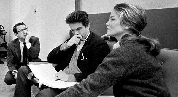 Arthur Penn, Director of 'Bonnie and Clyde,' Dies - The New York Times