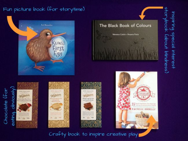 Enter to win: Awesome kids' books prize pack…