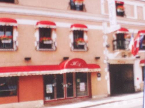 Terugreis 2e stop Hotel Du Cygne** Auxerre
