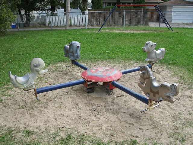 185 Best Images About Playgrounds From The Past On