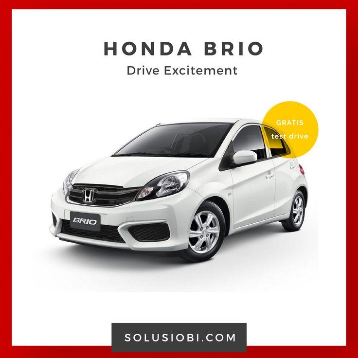 Mobil Honda Brio  Didesain body yang sporty dan stylish, interior yang tampil sporty, kabin yang nyaman dan dibekali mesin yang handal, serta diilengkapi dengan fitur keselamatan yang terdepan