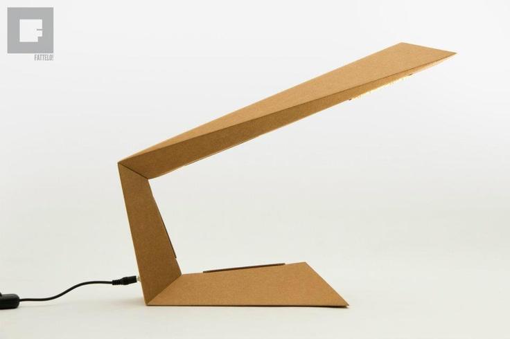 Fattelo! Do it yourself! 01 Lamp  www.fattelo.com